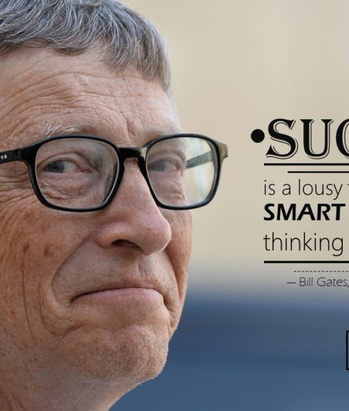 Bill Gates, Windows, Designed Slide, Design PPT, Powerpoint Slides