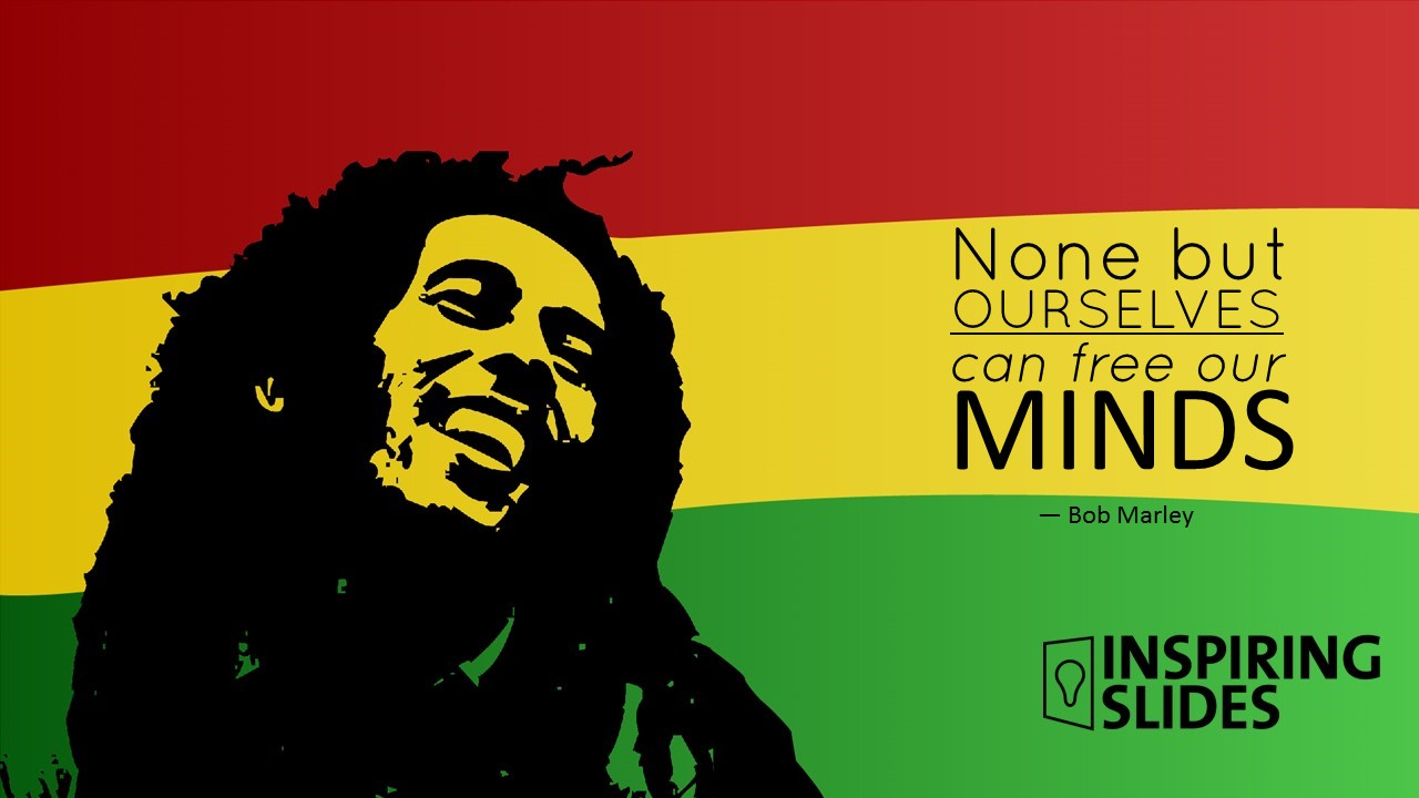 BobMarley_None But Ourselves