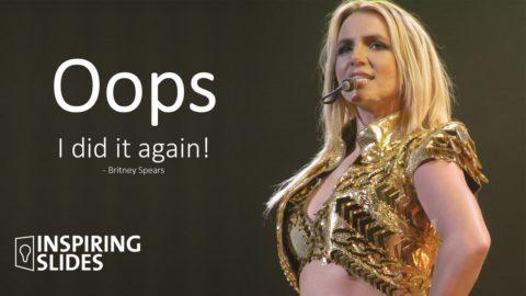Britney Spears, Music, Slide, Powerpoint