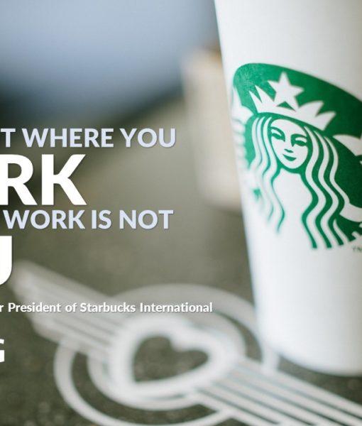Howard Behar, Starbucks, Slide, Presentation