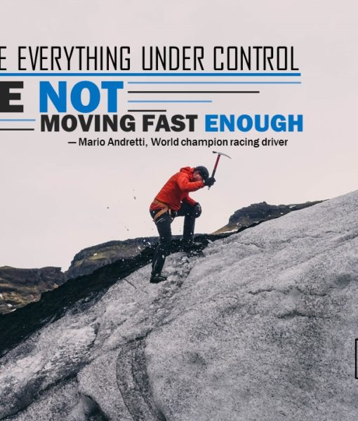 Mario Andretti, Powerpoint, Slide