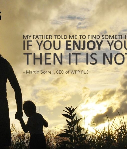 Martin Sorrell_My Father Told Me
