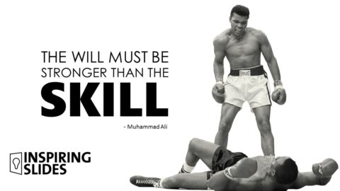 Muhammad Ali, Fighter, Champion, Slide, Powerpoint