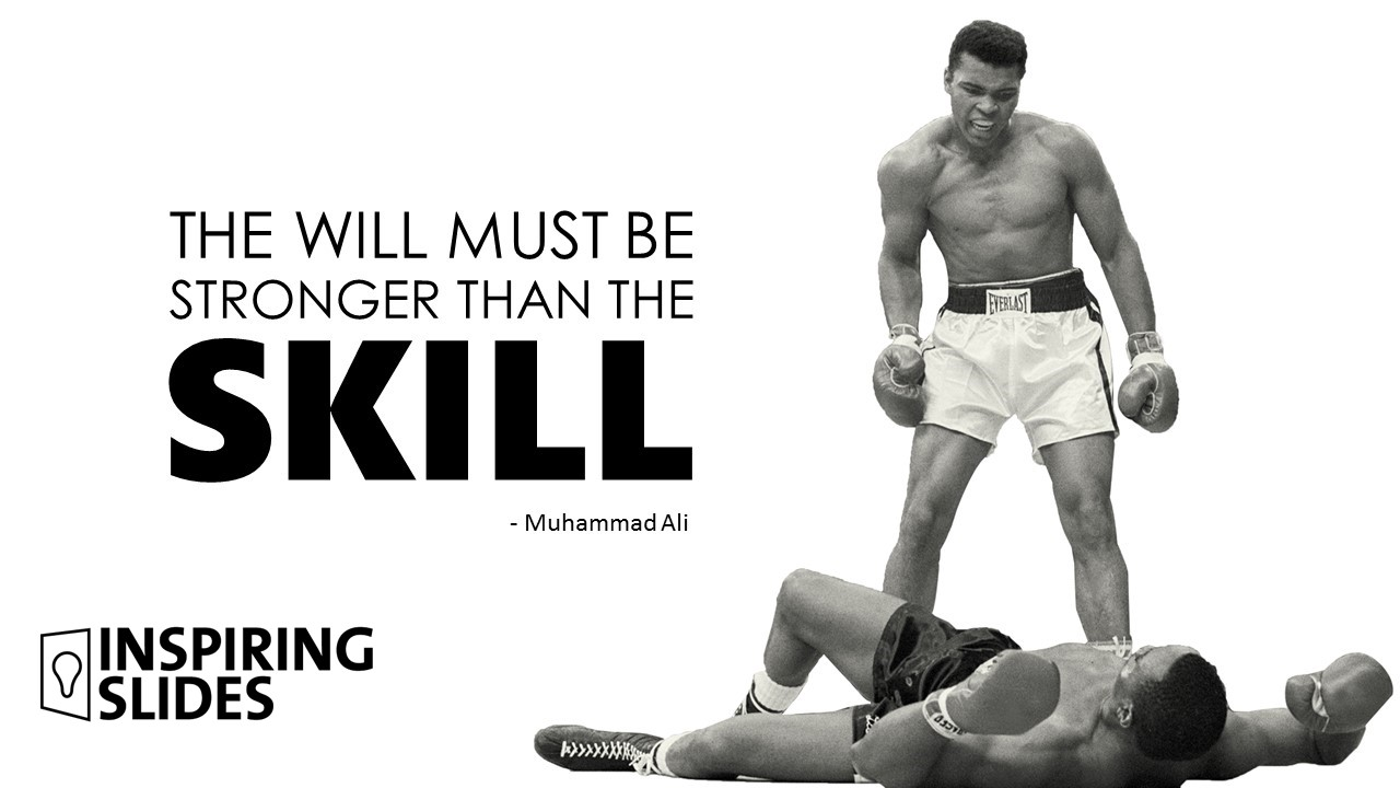 Muhammad Ali, Fighter, Champion, Slide, Powerpoint