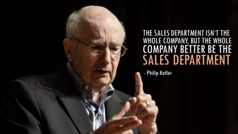Philip Kotler, Sales Department, Slide, Business, Powerpoint
