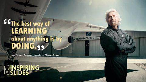 Airline, Slide, Powerpoint, Richard Branson