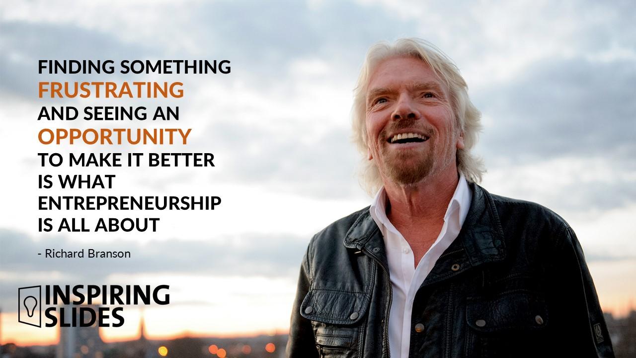Richard Branson_Finding Something Frustrating